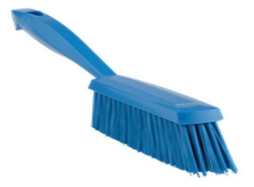 Hand Brush in Blue for use with dustpan