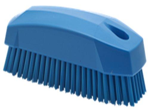 Small nail brush - blue