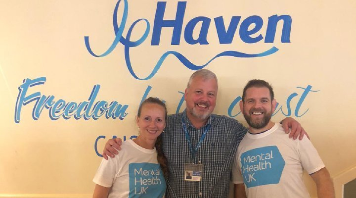 final haven charity run for mental health uk